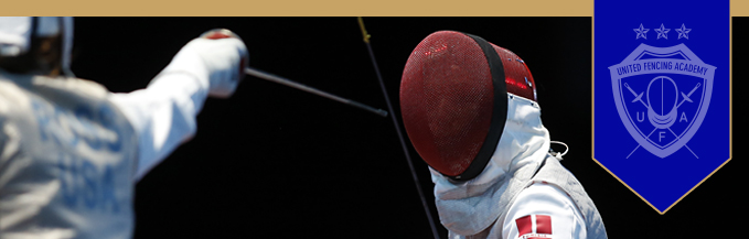 Sport of Fencing - Page Bkgrd