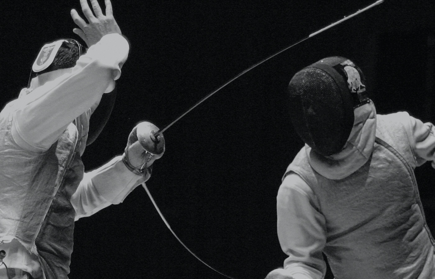 a study on the sport of fencing Male fencers were the prevalent group studied, with the lunge and use of a foil   due to the nature of fencing sports and biomechanical study,.